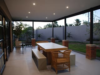 House Eppel John McKenzie Architecture Patios