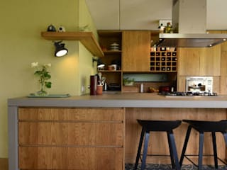 Industrial style kitchen by Denk Ruim Over Interieur Industrial