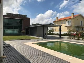 Jardin moderne par Jardins e Exteriores - Arthur Pereira - Arqto. Paisagista Moderne