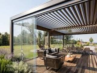 İzmir Tente Sistemleri Roof terrace