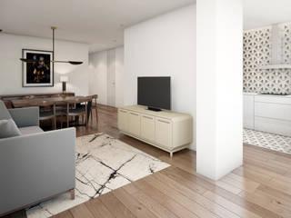 Corridor & hallway by Alma Braguesa Furniture , Modern