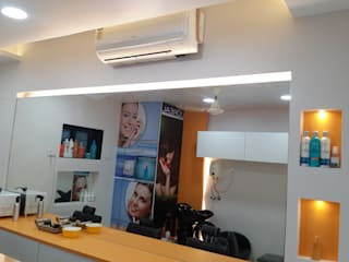 Hair & Beauty Salon by MARK Interior Designer