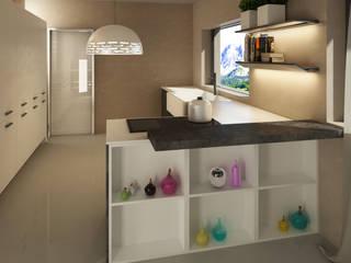 Progettazioni Cucina moderna di 2mgdesignsolution Moderno