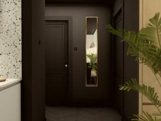 Modern Corridor, Hallway and Staircase by STTYK - Pracownia Architektury Wnętrz i Krajobrazu Modern