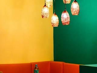Restaurant interiors:  Gastronomy by EX SERVICEMAN ENTERPRISES