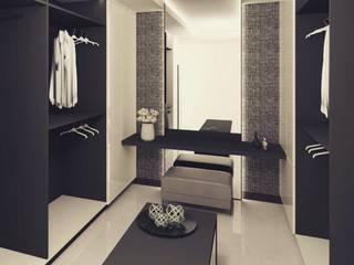 Residential interiors Minimalist bedroom by EX SERVICEMAN ENTERPRISES Minimalist