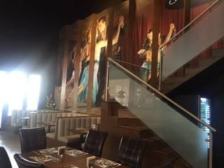 Restaurante Che Pebeta: Restaurantes de estilo  por Sondero29,