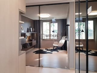 WITHJIS(위드지스) Living room Glass Brown