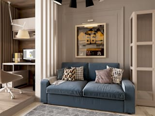 Living room by ReDi,