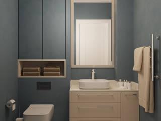 Minimalist style bathroom by ReDi Minimalist
