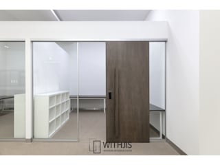 WITHJIS(위드지스) Office buildings Wood Brown