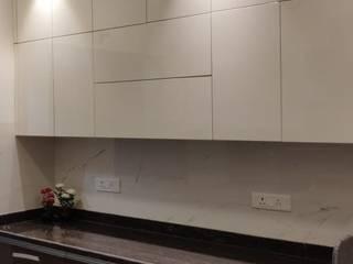 Cocinas de estilo moderno de The D'zine Studio Moderno
