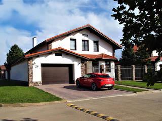 жилой дом от студия Александра Пономарева Скандинавский