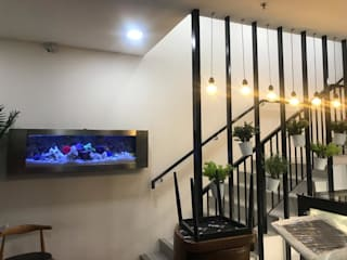 Ultimate Low Maintenance Aquarium:  Walls by Seazone Innovative Sdn Bhd
