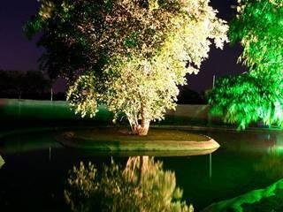 Baghorama Landscape Architects Kolam taman Batu Bata Green