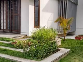 Baghorama Landscape Architects Halaman depan Granit Grey