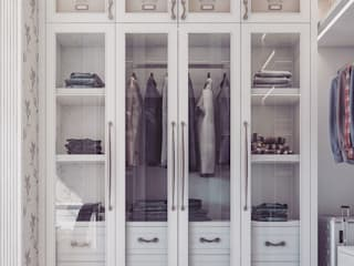 Dressing room by Lighthouse Architect Indonesia, Classic