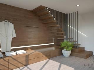 Sauna by Bien Estar Architecture