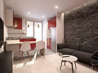 Living room by Bien Estar Architecture
