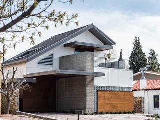 Casas estilo moderno: ideas, arquitectura e imágenes de HADVD Arquitectos Moderno