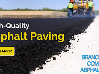 Experienced Paving Contractors Provide Clearing and Repairing of Roads by Marketing Modern