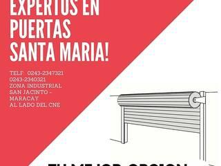 PUERTAS DE HIERRO :  de estilo  por MATERIALES EL CONTROL, C.A.