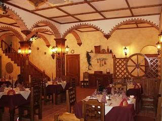 "ресторан ""Старая мельница"" от студия Александра Пономарева Кантри"