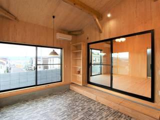 IWADE BESE: 松井設計が手掛けた廊下 & 玄関です。