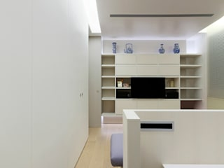 何侯設計 Ho + Hou Studio Architects Modern style bedroom