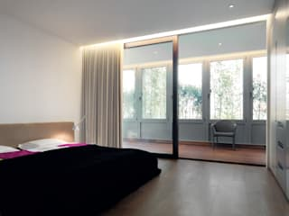 張宅 Chang Residence 根據 何侯設計 Ho + Hou Studio Architects 現代風