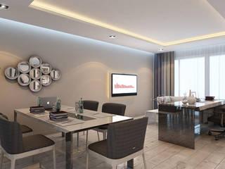 MİNERVA MİMARLIK Study/officeAccessories & decoration