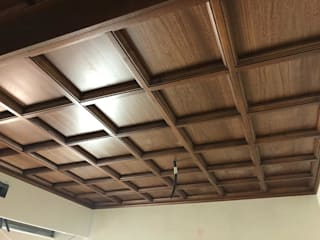 Falegnameria su misura BedroomAccessories & decoration Kayu