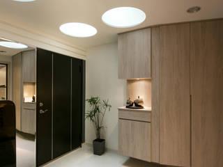 Flur & Diele von 北歐制作室內設計, Modern