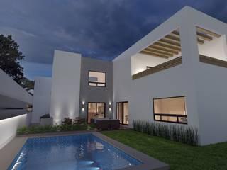 Modern Pool by Estudiotres Modern