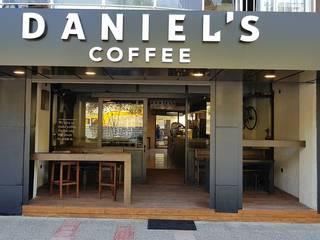 DANIEL'S COFFEE MİMLIFE-MİMAR AYÇA KUT Modern