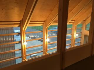2×4 住宅の照明計画 モダンな 家 の ㈱ティカ.ティカ モダン