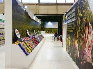 BayZ Tasarım Fuar ve Ürün Teşhir Standı Atölyesi – Fuar Standı Tasarımları - Fair Stand Design:  tarz