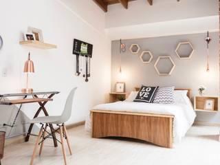 Bedroom by Pampeliska,