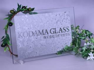 バブル・ドット Antique Mirror【Bubble・Dot】: 株式会社コダマガラスが手掛けたです。