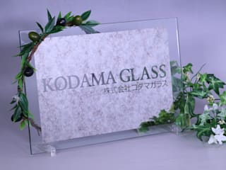 シンディ・エラ Antique Mirror【Cinder・Ella】: 株式会社コダマガラスが手掛けたです。