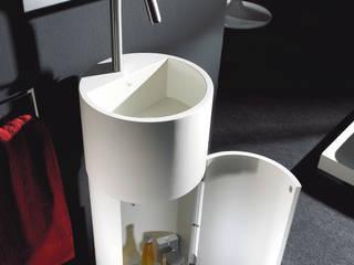 Conjunto mueble de baño diseño LOFT Mobiliario de baño Taberner BañosAseos