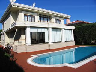 Hadımköy Marmara Evleri Projesi / House Project ARTERRA MİMARLIK LTD.ŞTİ. Klasik