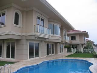 Kandilli Villa Projesi Cephe Tasarımı/ House Project Facade Design ARTERRA MİMARLIK LTD.ŞTİ.