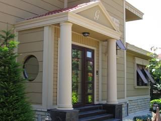 Akbal Villa Projesi Cephe Tasarımı / House Project Facade Design ARTERRA MİMARLIK LTD.ŞTİ.