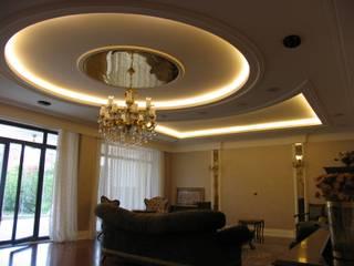 Villa Salon Tasarımı / House Project Living Room Design ARTERRA MİMARLIK LTD.ŞTİ. Klasik