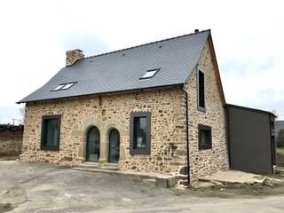 Casas unifamiliares de estilo  por Créateurs d'interieur