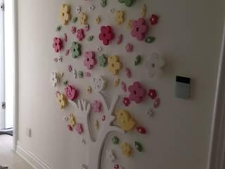 ARTERRA MİMARLIK LTD.ŞTİ. – Çocuk Odası Tasarımları /Kids Room Design: modern tarz , Modern