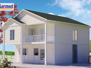 industrial  by KARMOD PREFABRICATED TECHNOLOGIES, Industrial