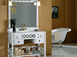 Mueble de baño rural TOSCANO de Mobiliario de baño Taberner Rústico