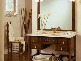 Mueble de baño rural TOSCANO de Mobiliario de baño Taberner Rural